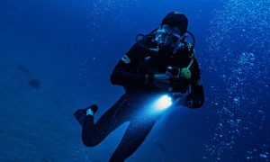 Quick guide to using underwater video lights