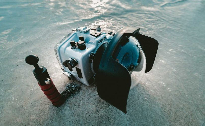 Guide to choosing an underwater camera housing