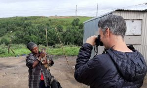 Journalism adventures: Helping cats with C.A.T. Garden Route