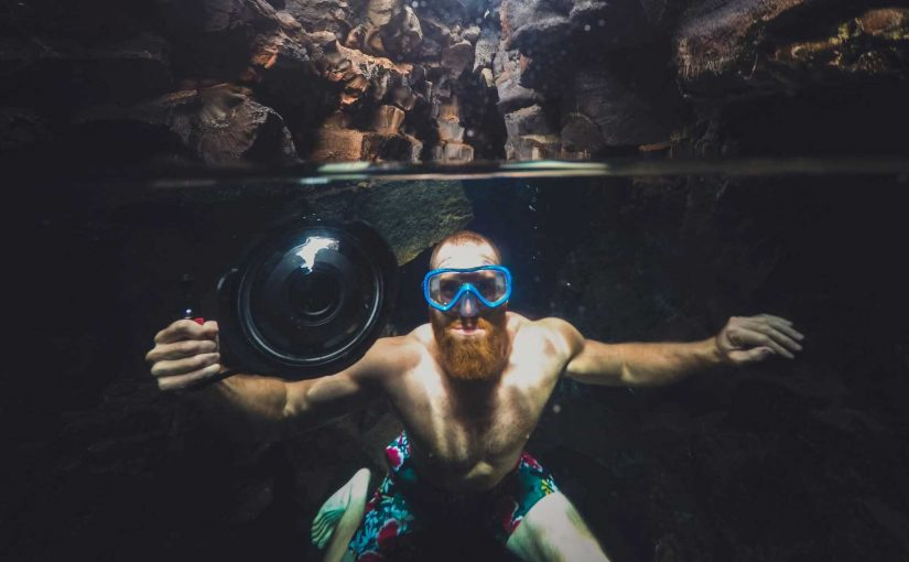 Tips on choosing lenses for your underwater camera